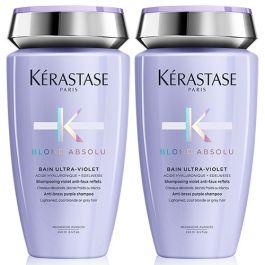 Kerastase Blond Absolu Bain Ultra-Violet 250ml Double