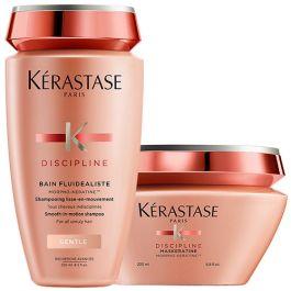 Kérastase Discipline Gentle Duo - Chemically Treated Hair
