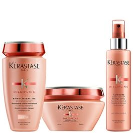 Kérastase Discipline Pack - Chemically Treated Hair