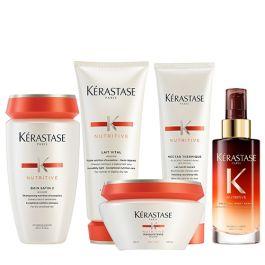 Kérastase Nutritive Ultimate Nourishing Pack for Dry Sensitised Hair