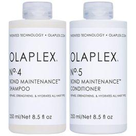 Olaplex Bond Maintenance No. 4  Shampoo 250ml & No. 5 Conditioner 250ml Duo
