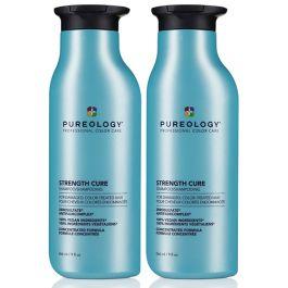 Pureology Strength Cure Shampoo 266ml Double