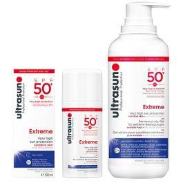 Ultrasun Ultra Sensitive Extreme SPF50+ 100ml & 400ml Duo
