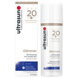 Ultrasun Sensitive Glimmer SPF20 150ml